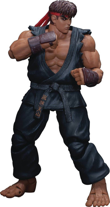 Ultra Street Fighter II: The Final Challengers Evil Ryu Action Figure