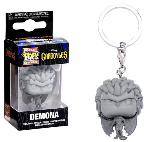 Funko Gargoyles POP! Disney Demona Exclusive Keychain [Stone]