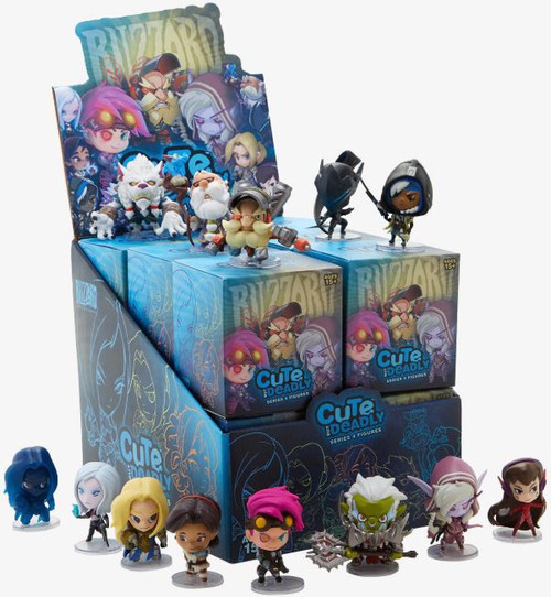 Cute But Deadly CBD Series 4 Mystery Box [12 Packs]