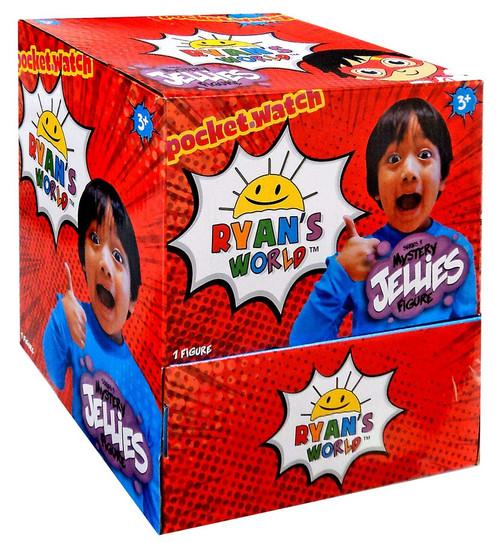 Ryan's World Jellies (Squishme) Mystery Box [24 Packs]