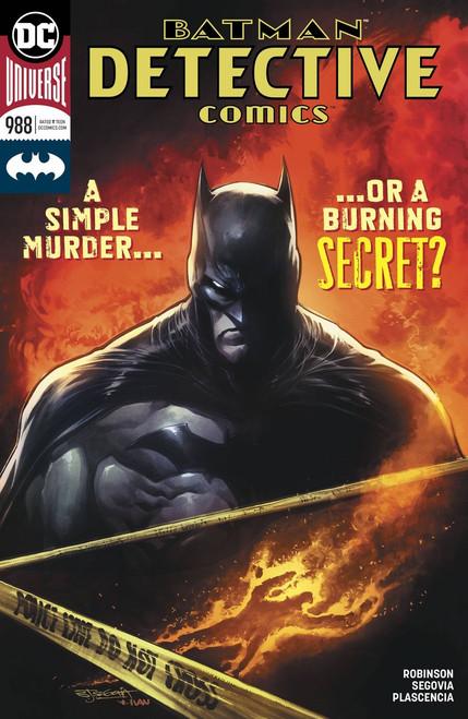 DC Detective Comics #988 Comic Book