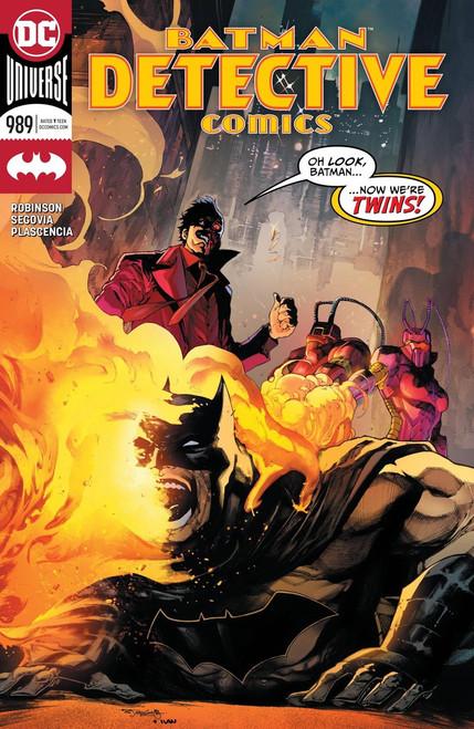 DC Detective Comics #989 Comic Book
