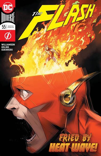 DC The Flash #55 Comic Book