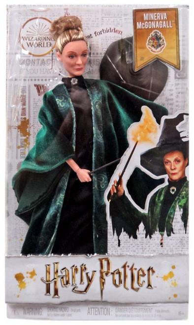 Harry Potter Wizarding World Minerva McGonagall 11-Inch Doll