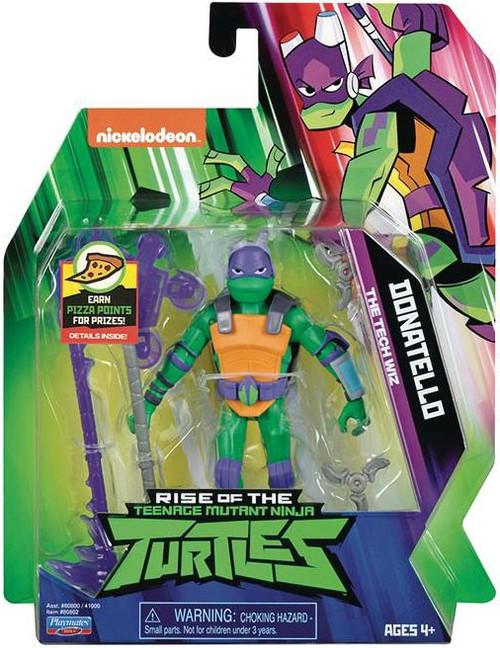 Teenage Mutant Ninja Turtles Nickelodeon Rise of the TMNT Donatello Action Figure [The Tech Wiz]