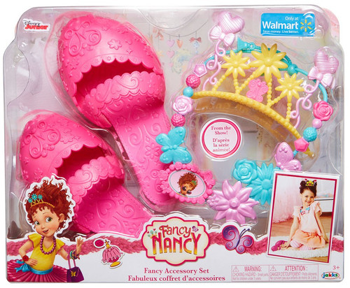 Disney Junior Fancy Nancy Fancy Accessory Set Exclusive