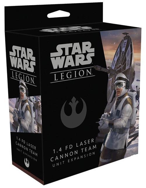 Star Wars Legion 1.4 FD Laser Canon Team Unit Expansion