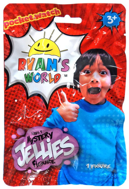Ryan's World Series 1 Jellies (Squishme) Mystery Pack