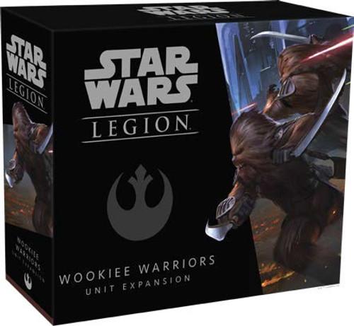 Star Wars Legion Wookie Warriors Unit Expansion