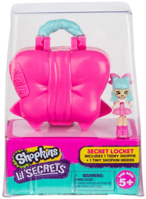 Shopkins Shoppies Lil' Secrets Secret Locket Petit Boutique Micro Playset