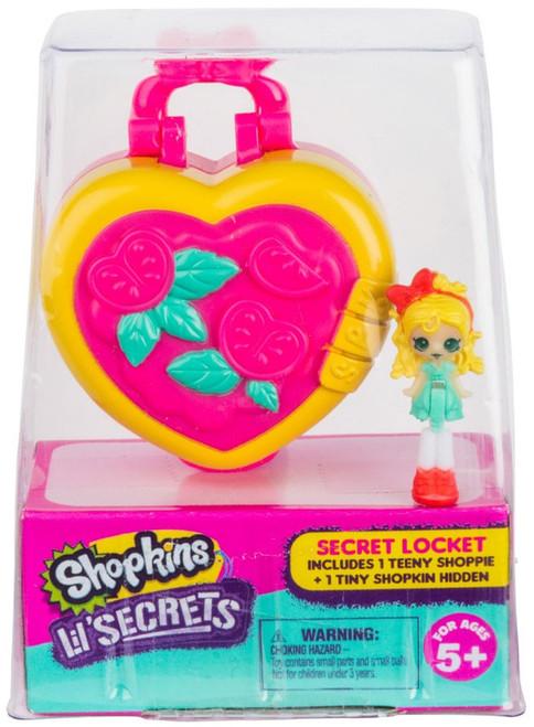 Shopkins Shoppies Lil' Secrets Secret Locket Pizza Paradise Micro Playset