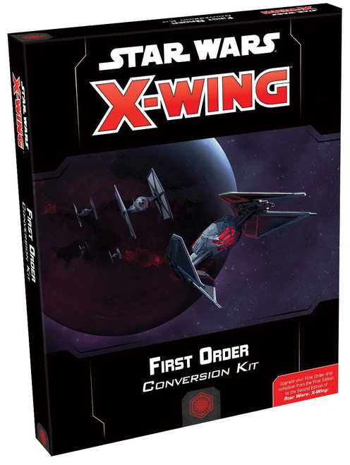 Star Wars X-Wing Miniatures Game First Order Conversion Kit [2nd Edition]