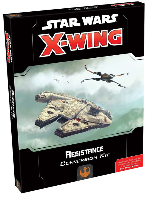 Star Wars X-Wing Miniatures Game Resistance Conversion Kit [2nd Edition]