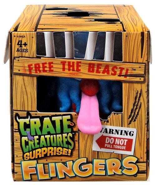 Crate Creatures Surprise! Flingers Tenta Figure