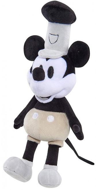 Disney Mickey the True Original 90 Years of Magic Steamboat Willie 9-Inch Plush