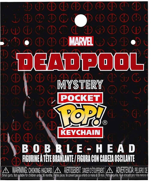 Funko POP! Marvel Deadpool Mystery Pack
