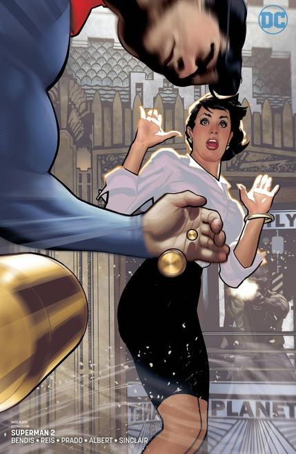 DC Superman #2 Comic Book [Variant]