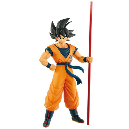 Dragon Ball Z The 20th Film Son Goku 9-Inch Collectible PVC Figure [Limited Edition]