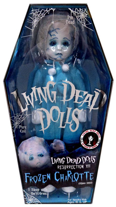 Living Dead Dolls Resurrection XII Frozen Charlotte Exclusive Doll