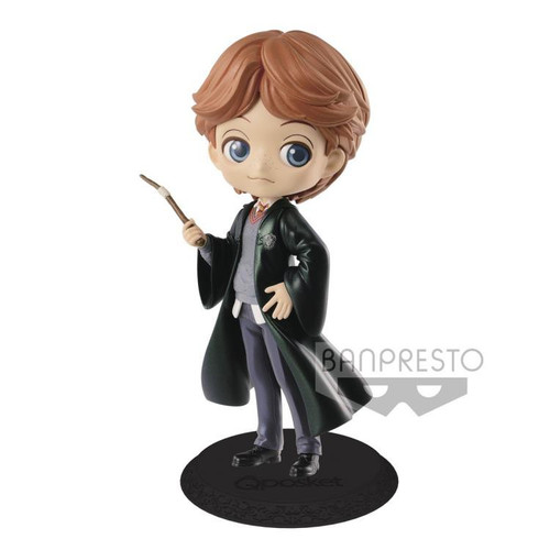 Harry Potter Q Posket Ron Weasley 5.5-Inch Collectible PVC Figure [Pearl Color Version]