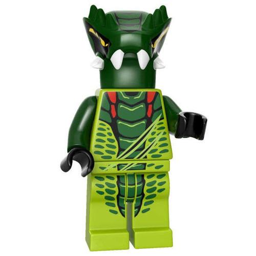 LEGO Ninjago Lizaru Minifigure [Loose]