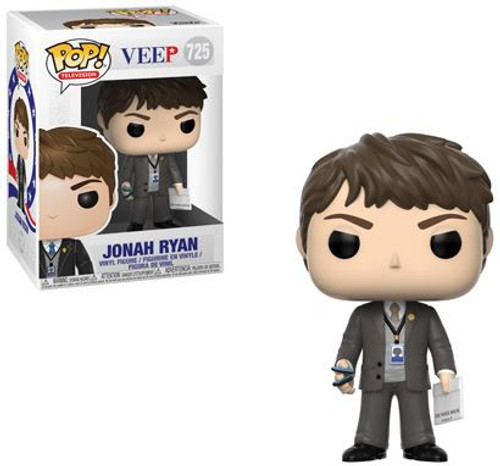 Funko Veep POP! TV Jonah Ryan Vinyl Figure #725