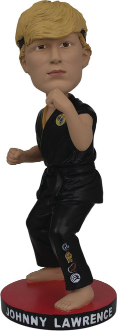 Karate Kid Johnny Laurence Exclusive Bobble Head