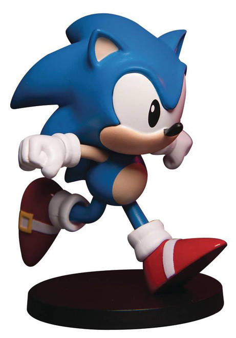 Sonic The Hedgehog BOOM8 Sonic 3.5-Inch Collectible PVC Figure [Version 2]