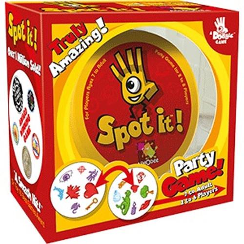 Spot It! Board Game [Box Version]