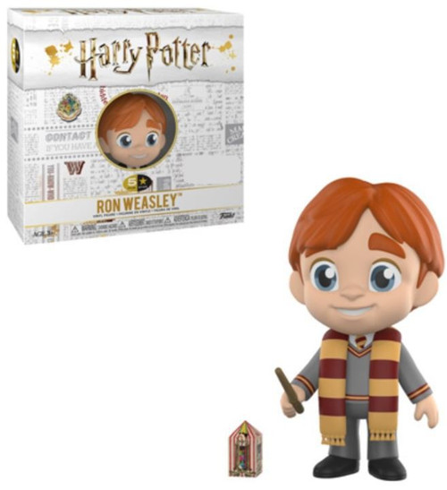 Harry Potter Funko 5 Star Ron Weasley Exclusive Vinyl Figure [Sweater & Scarf]
