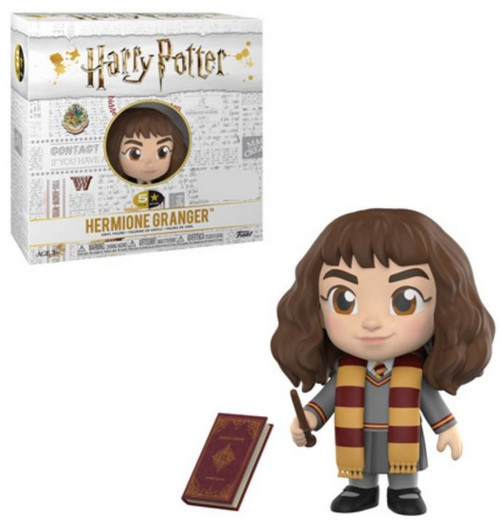 Harry Potter Funko 5 Star Hermione Granger Exclusive Vinyl Figure [Sweater & Scarf]