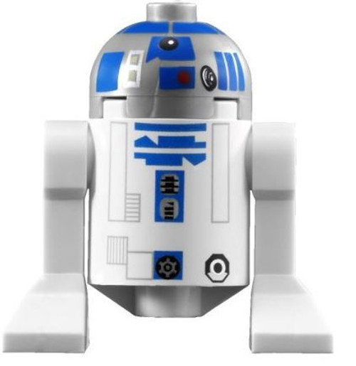LEGO Star Wars The Clone Wars R2-D2 Minifigure [Loose]