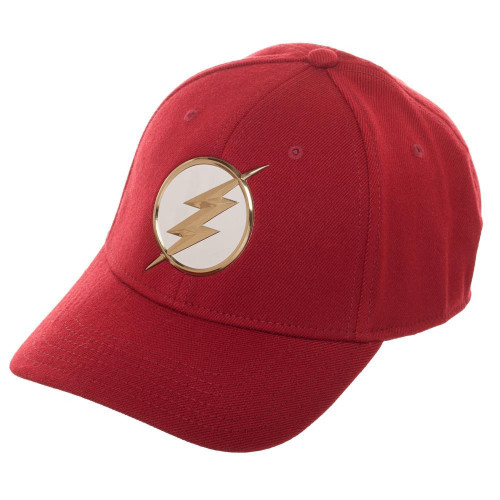 DC The Flash Flash Flex Fit Cap