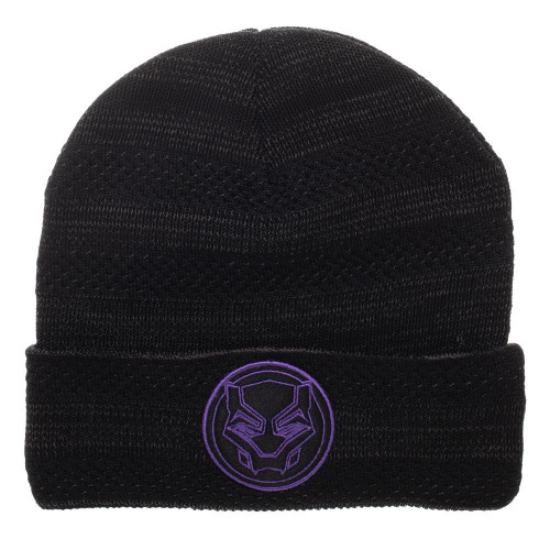 Marvel Black Panther Fly Knit Beanie