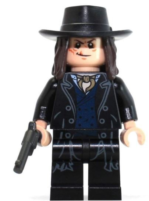 LEGO The Lone Ranger Butch Cavendish Minifigure [Loose]