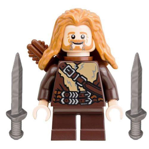 LEGO The Hobbit Fili the Dwarf Minifigure [Loose]