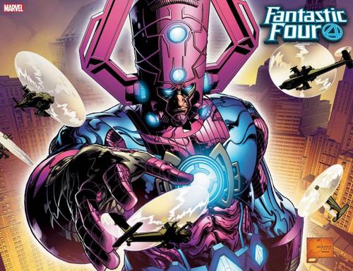 Marvel Comics Fantastic Four #1 Comic Book [Queasda Cover Variant]