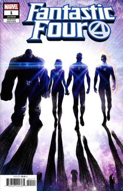 Marvel Comics Fantastic Four #1 Comic Book [Pichelli Cover Variant]