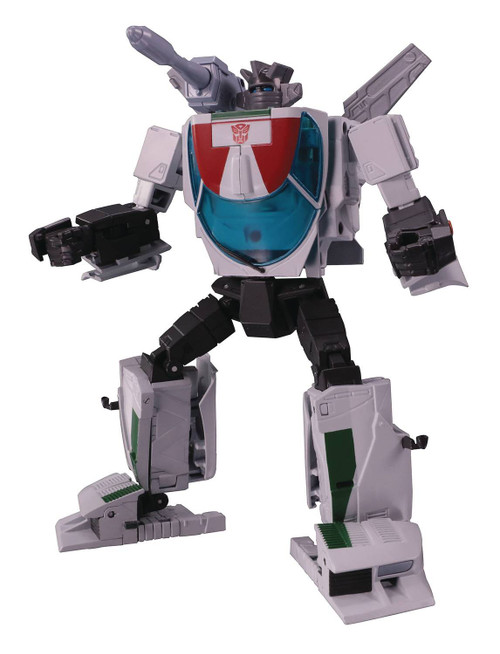 Transformers Masterpiece Wheeljack Action Figure [Animated Version]