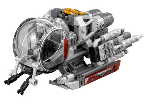 LEGO Marvel Ant-Man and the Wasp Quantum Vehicle [Loose]