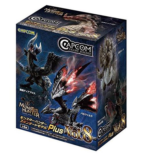 Capcom Monster Hunter Plus Vol. 8 PVC Figure Blind Box