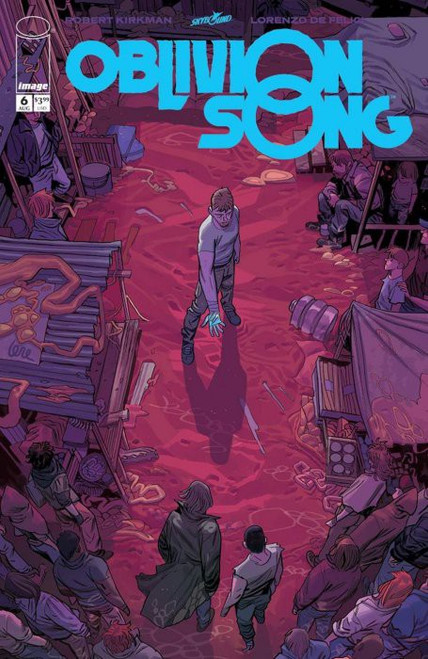 Image Comics Oblivion Song #6 Comic Book