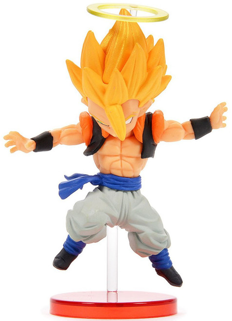 Dragon Ball Super WCF Saiyans Bravery Vol. 2 Super Saiyan Gogeta 2.8-Inch Collectible PVC Figure
