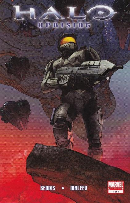 Halo #1 Uprising Comic Book