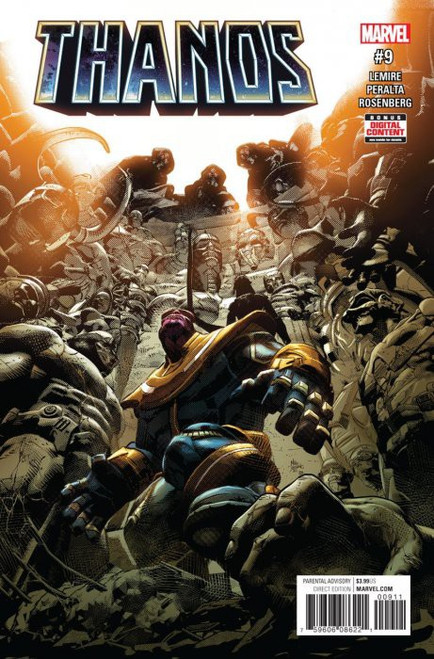 Marvel Comics Thanos #9 Comic Book