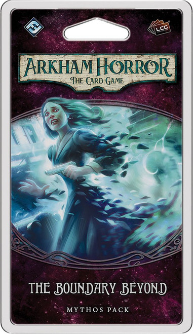 Arkham Horror The Card Game The Forgotten Age The Boundary Beyond Mythos Pack