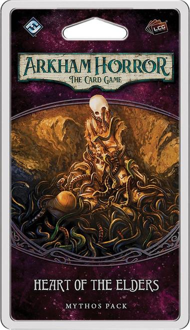 Arkham Horror The Card Game The Forgotten Age Heart of the Elders Mythos Pack