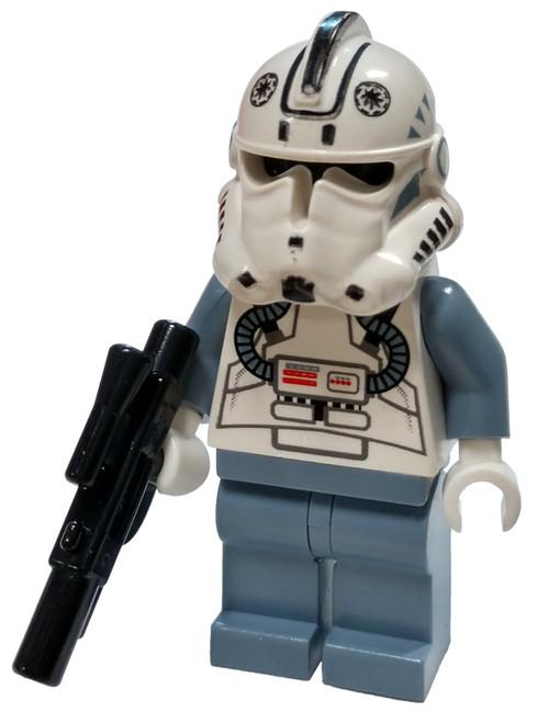 LEGO Star Wars Clone Pilot Minifigure [Gray Pants Loose]