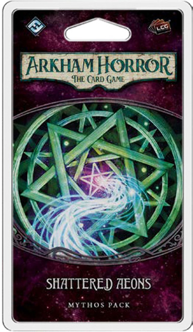 Arkham Horror The Card Game The Forgotten Age Shattered Aeons Mythos Pack