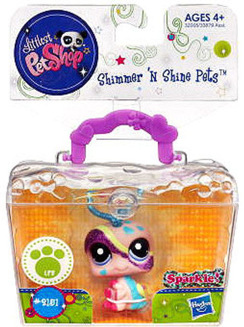 Littlest Pet Shop Shimmer N Shine Pets Love Bug Figure #2151